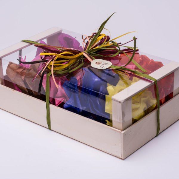 confezione regalo fruttini